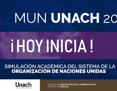 HOY INICIA EL MODELO DE SIMULACIÓN DE LAS NACIONES UNIDAS