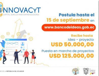 RECIBE HASTA 50.000.00 Usd EN CAPITAL SEMILLA