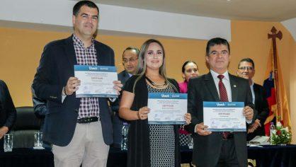 """La Unach presentó """"Retorno migratorio y emprendimiento"""", el séptimo libro del año"""