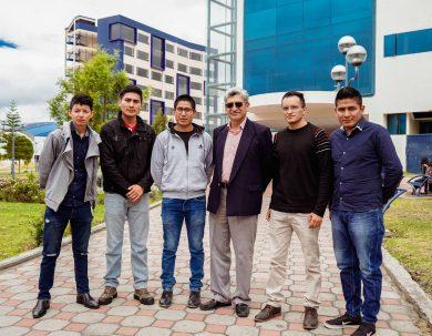 Grupo INNAN de la Unach ganó el Concurso de Emprendimientos de SECTEI 2019