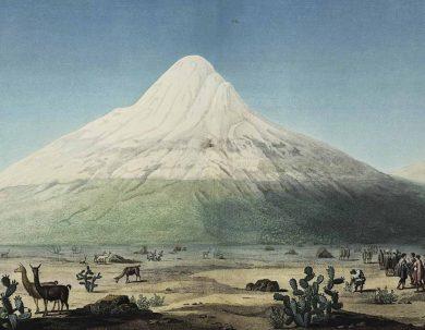 """Charla: """"Tras las huellas de Humboldt"""" en la Unach"""