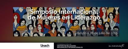 SIMPOSIO INTERNACIONAL DE MUJERES EN LIDERAZGO